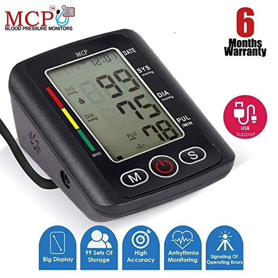 MCP BP112 Blood Pressure Monitor