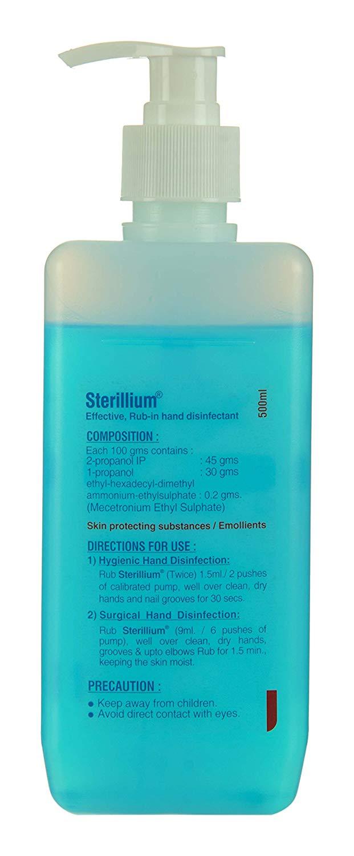 Sterilium Hand Wash Sanitizer 5l Raman Weil Online Marketpalce