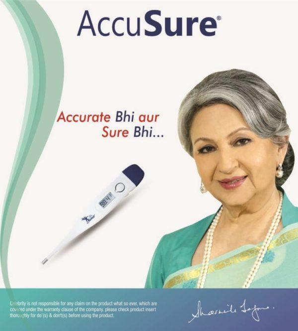 accusure mt1027 digital Thermometer 4